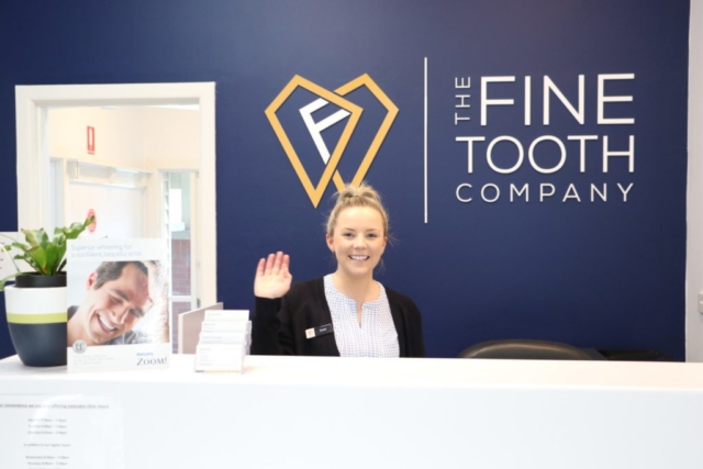 Our Lovely Staff at The Fine Tooth Croydon