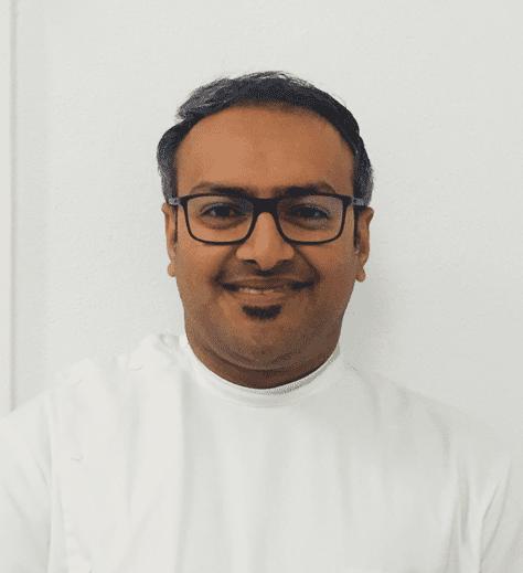 Dr Vikash - experienced Croydon dentist