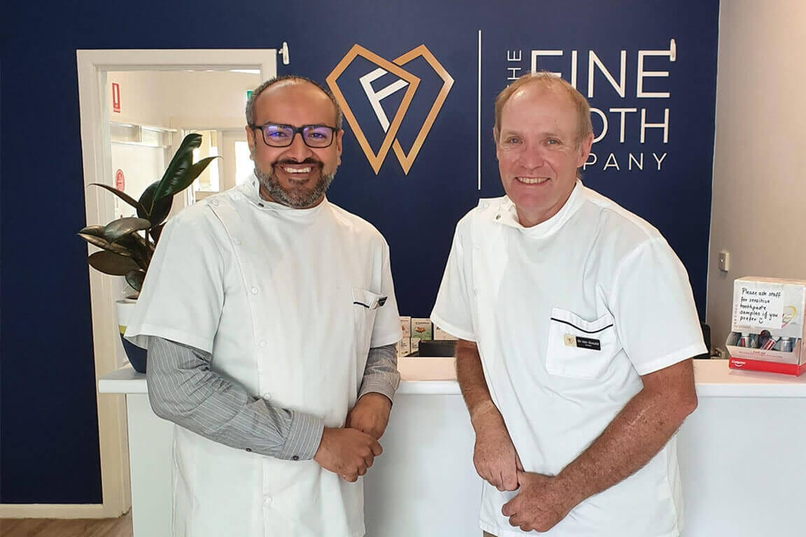 Dr Ian and Dr Vikash | Dentists in Croydon